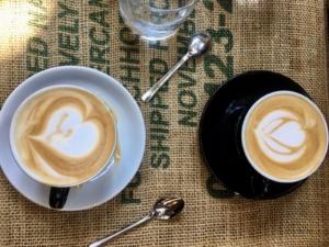 Cafe jeden Dienstag