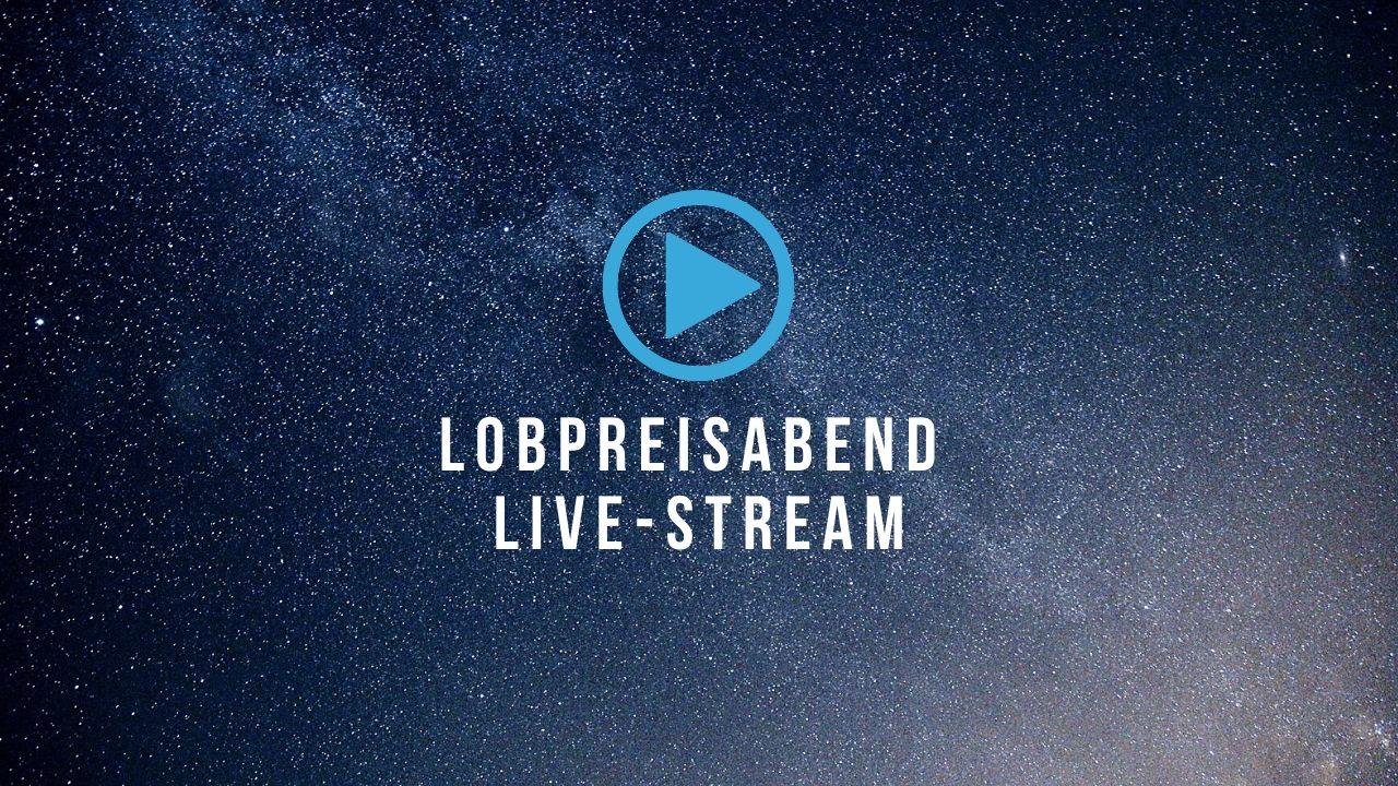 Ankündigung Live-Stream