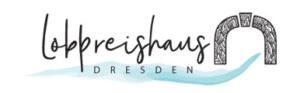 Logo Lobpreishaus white